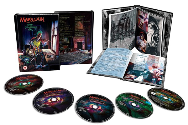 Script For A Jester's Tear Deluxe Edition 4CD+Blu-Ray