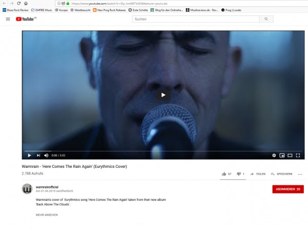 Warmrain_Herecomestherain_video