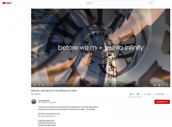Warmrain_Video_RunningOutOfTime