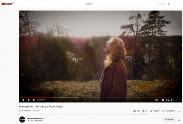 Sylvan_Hawk_Video