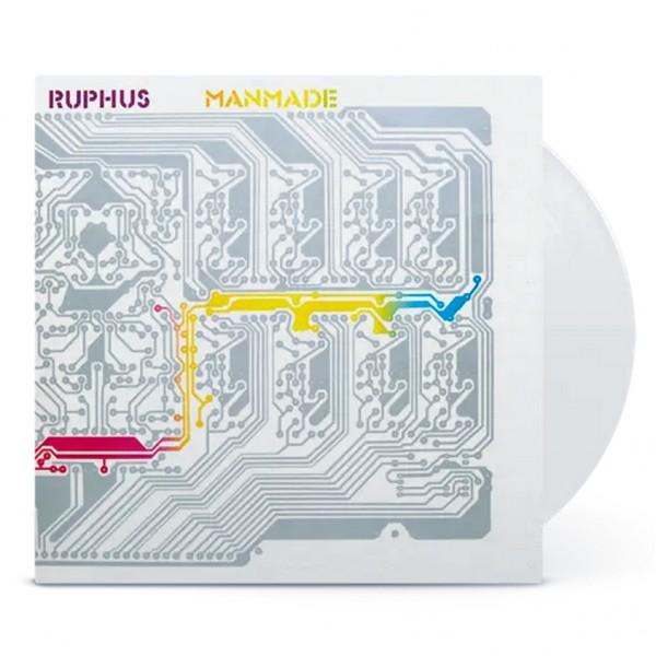 Manmade LP white